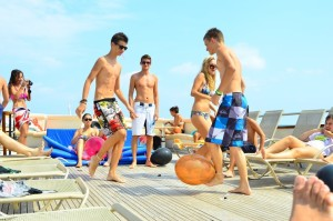 Junior-Summer-Camp-Paphos-Boat-trip-games